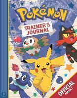 The Official Pokemon Trainer's Journal - Pokemon (Paperback)