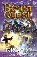 Beast Quest: Krokol the Father of Fear: Series 24 Book 4 - Beast Quest (Paperback)