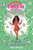 Rainbow Magic: Zainab the Squishy Toy Fairy - Rainbow Magic (Paperback)