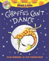 Giraffes Can't Dance Book & CD - Giraffes Can't Dance