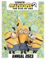 Minions: The Rise of Gru Annual 2022 - Minions 2 (Hardback)