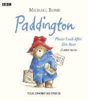 Paddington Please Look After This Bear & Other Stories (CD-Audio)