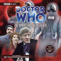 """""""Doctor Who"""": The Ambassadors of Death: (Classic TV Soundtrack) (CD-Audio)"""