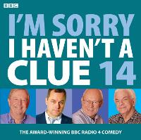 I'm Sorry I Haven't A Clue: Volume 14 (CD-Audio)