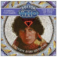 Doctor Who Demon Quest 1: The Relics Of Time (CD-Audio)