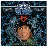 Doctor Who Demon Quest 5: Sepulchre (CD-Audio)