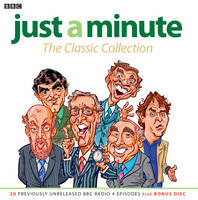 Just A Minute: The Classic Collection: 22 Original BBC Radio 4 Episodes (CD-Audio)