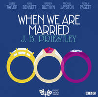 When We are Married - Classic Radio Theatre (CD-Audio)