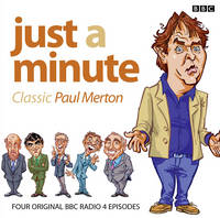 Just A Minute: Classic Paul Merton (CD-Audio)