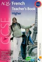 AQA GCSE French Higher Teacher Book (Paperback)