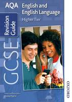 AQA GCSE English and English Language Higher Revision Guide (Paperback)