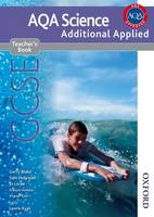 New AQA Science GCSE Additional Applied Science Teacher's Book (Paperback)