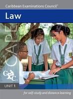 Law Cape Unit 1 A CXC Study Guide (Paperback)