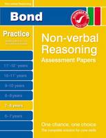 Bond Non-Verbal Reasoning Assessment Papers 7-8 Years (Paperback)
