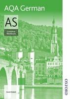 AQA AS German Grammar Workbook (Paperback)
