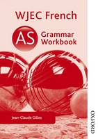 WJEC AS French Grammar Workbook (Paperback)