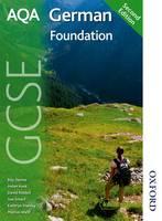 AQA GCSE German Foundation Student Book (Paperback)