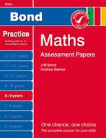 Bond Assessment Papers Maths 8-9 Yrs (Paperback)