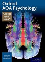 Oxford AQA Psychology A Level: Year 1 and AS