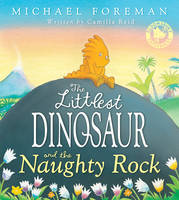 The Littlest Dinosaur and the Naughty Rock (Paperback)