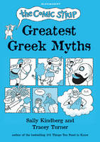 The Comic Strip Greatest Greek Myths (Hardback)