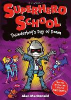 Thunderbot's Day of Doom (Paperback)