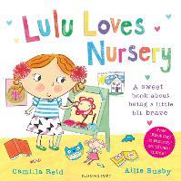 Lulu Loves Nursery - LULU (Paperback)