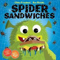 Spider Sandwiches (Paperback)