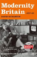 Modernity Britain: 1957-1962 (Paperback)