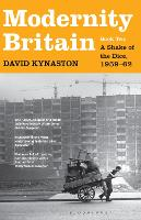 Modernity Britain: Book Two: A Shake of the Dice, 1959-62 (Hardback)