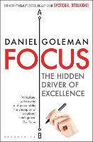 Focus: The Hidden Driver of Excellence (Paperback)