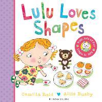 Lulu Loves Shapes - LULU (Board book)