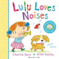 Lulu Loves Noises - LULU (Board book)