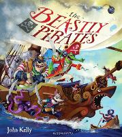 The Beastly Pirates (Paperback)