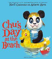 Chu's Day at the Beach (Paperback)