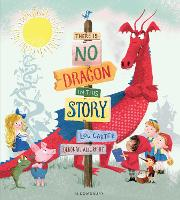 There Is No Dragon In This Story (Paperback)