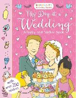 My Day at a Wedding Activity and Sticker Book (Paperback)