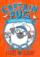Captain Pug - The Adventures of Pug (Paperback)