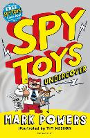 Spy Toys: Undercover - Spy Toys (Paperback)