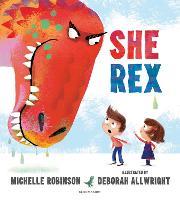 She Rex (Paperback)