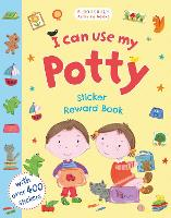 I Can Use My Potty Sticker Reward Book (Paperback)
