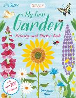 Kew My First Garden Activity and Sticker Book (Paperback)
