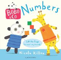 Bobo & Co. Numbers (Board book)