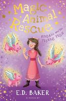 Magic Animal Rescue 4: Maggie and the Flying Pigs (Paperback)