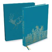 Harry Potter and the Prisoner of Azkaban: Deluxe Illustrated Slipcase Edition (Hardback)