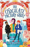 The Chocolate Factory Ghost - The Dundoodle Mysteries (Paperback)
