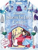 Princess Snowbelle's Castle Sticker Activity Book (Paperback)