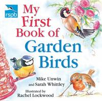 RSPB My First Book of Garden Birds - RSPB (Paperback)