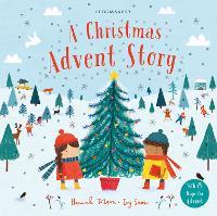 A Christmas Advent Story (Hardback)