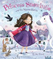Princess Snowbelle and the Snowstorm (Paperback)